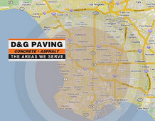 D&G Paving - Service Map (small)